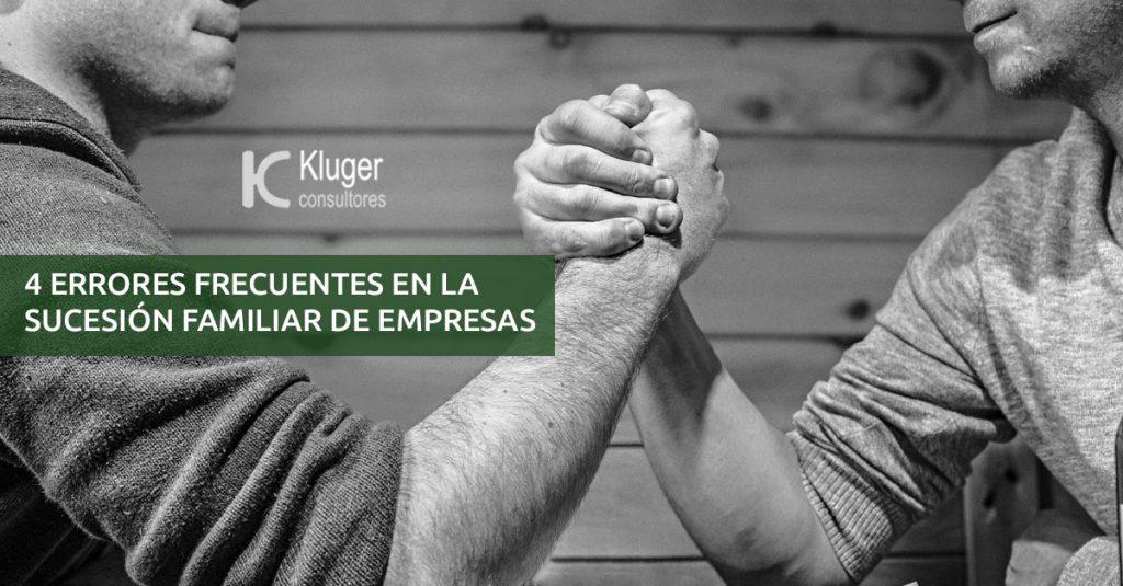 Kluger Consultores   Sucesión Familiar de PyMES